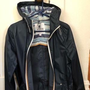 SupremeBeing light rain jacket